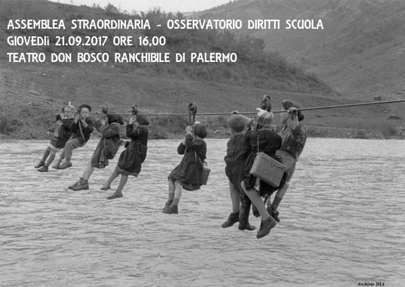 ae3647c7499 Assemblea straordinaria ODS - la scuola dei diritti sospesi ...