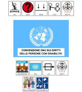 65de6cf7cf1 La Convenzione ONU sui diritti delle persone con disabilità con la ...